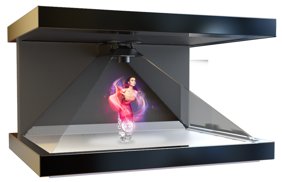 1st World Holograms | Rent 3D Holographic Displays
