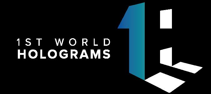 1st World Holograms | Rent 3D Holographic Displays